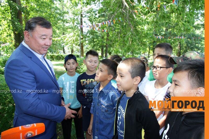 1400 детей побывали в лагере в ЗКО
