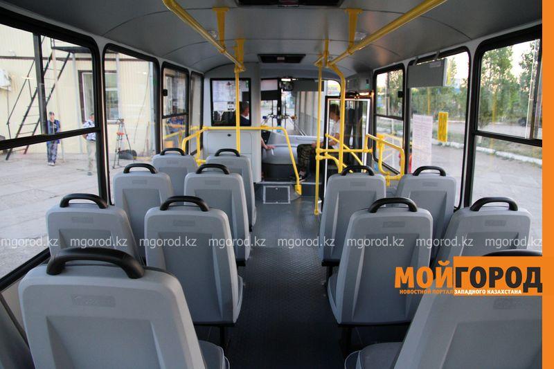 Специальные автобусы будут ездить в выходные в Атырау