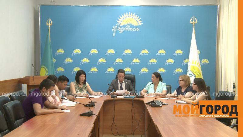 Меморандум о сотрудничестве подписали Жас Отан и три библиотеки в Уральске