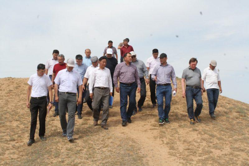 Новости Атырау - Развивать сельскую глубинку призвал аким Атырауской области районные акиматы