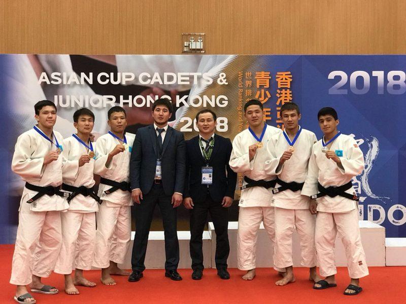 Новости Атырау - Атырауский дзюдоист завоевал Кубок Азии в Китае