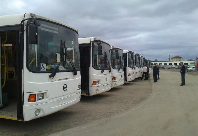 Новости Атырау - В Атырау общественный транспорт пополнят 20 новых автобусов