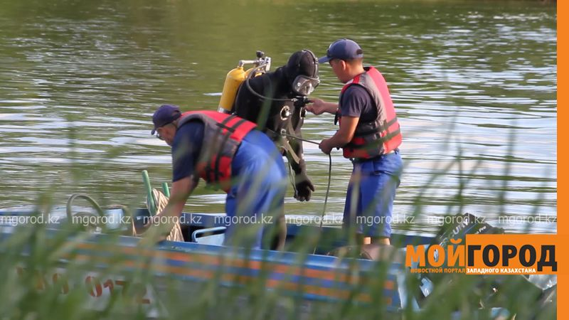 Новости Уральск - Водолазы нашли тело утонувшего парня в Уральске