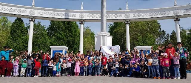 Новости Атырау - 59 школьников из Атырау посетят достопримечательности Павлодарской области