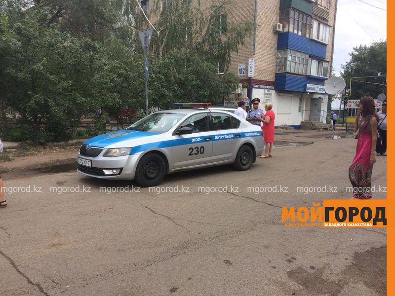 Новости Уральск - В Уральске главврач больницы сбил женщину на светофоре