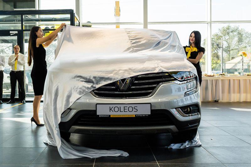 Новости Атырау - Новый дилерский центр «Renault» открылся в Атырау