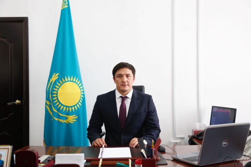 Новости Атырау - Назначен новый аким Жылыойского района Атырауской области