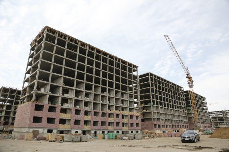 Новости Атырау - В Атырау прогнозируют уменьшение цен на рынке недвижимости