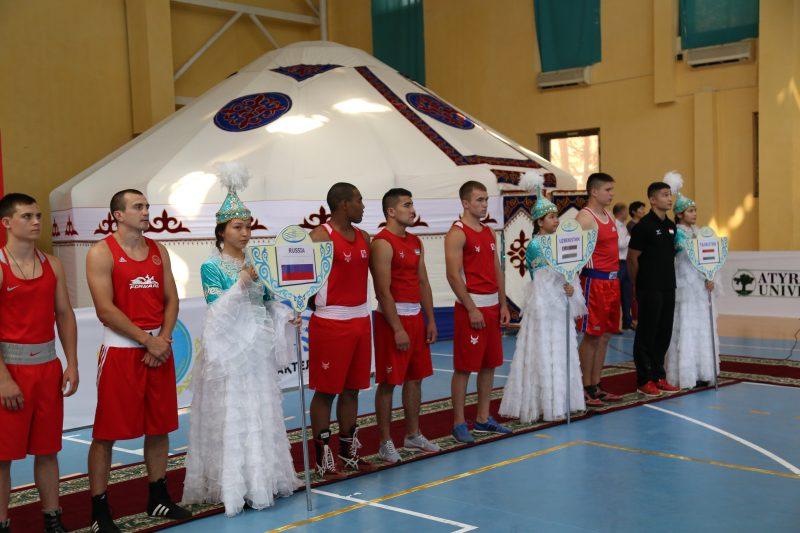 Новости Атырау - В Атырау стартовал международный турнир по боксу