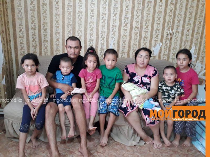 Новости Уральск - Орал қаласында 31 жасар ана 7-ші сәбиін дүниеге әкелді