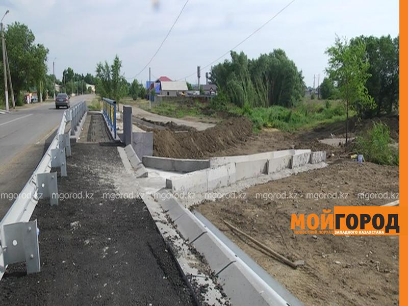 """Новости Актобе - В Актобе мониторинговая группа пришла в """"ужас"""" при виде нового моста"""