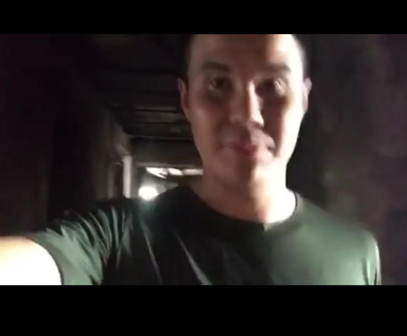 """Новости Атырау - Тушивший """"Ак Жайык"""" пожарный: Мы не супергерои, у нас тоже есть семьи"""