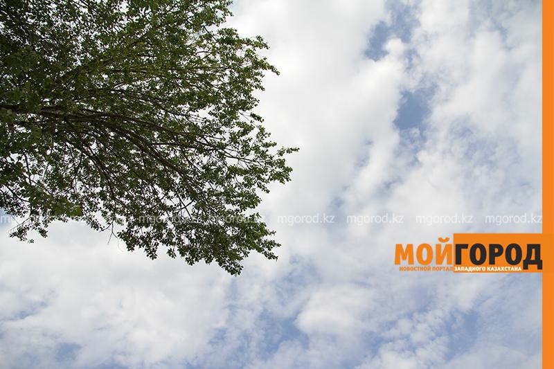Новости Уральск - Орал қаласына айлық норманың 110 пайыздық көлемінде дымқыл түсті
