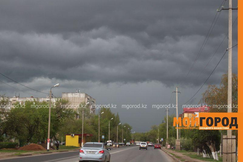 Новости Уральск - Погода на 17 сентября