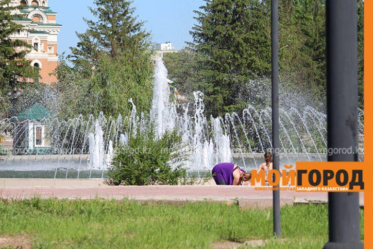 Новости Уральск - Жара до 45 градусов ожидается на западе Казахстана