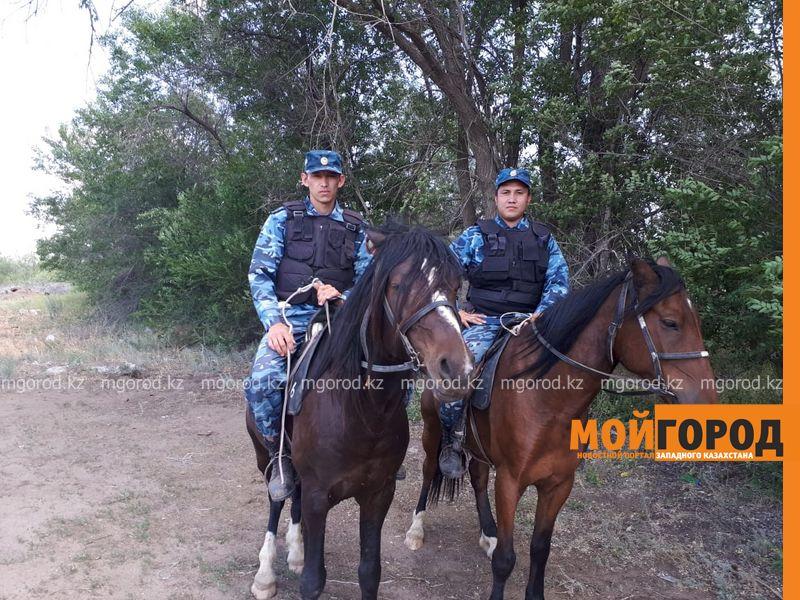 Новости Актобе - В Актобе полицейские спасли тонущих подростков