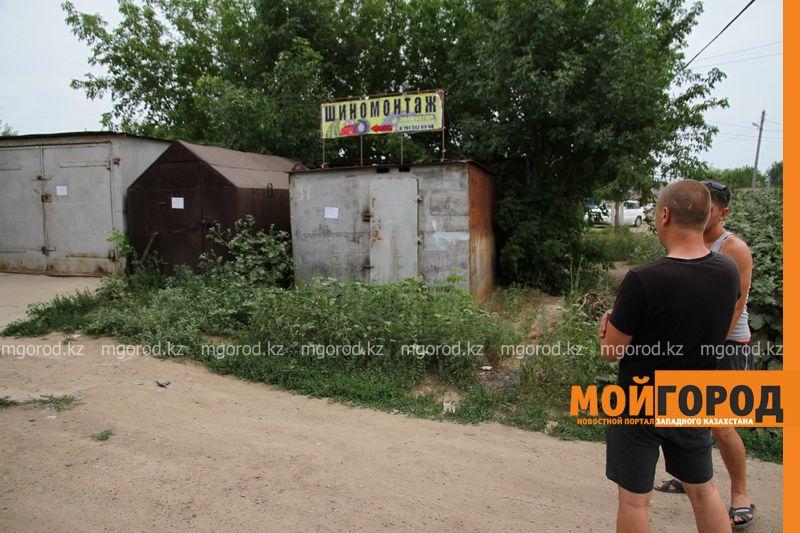 Новости - В Уральске снесут 20 незаконно построенных гаражей