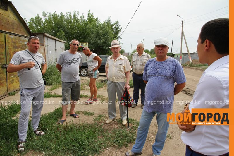 Новости Уральск - В Уральске снесут 20 незаконно построенных гаражей