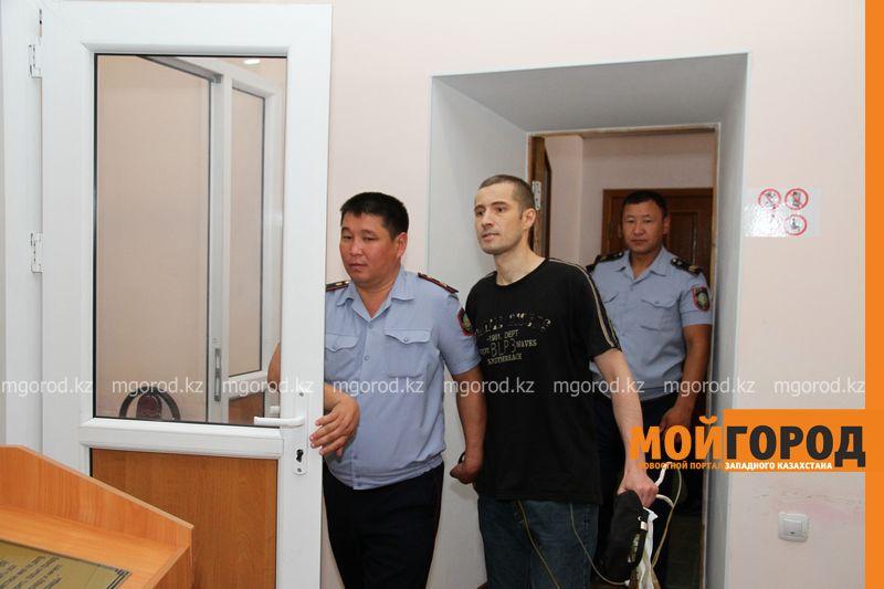Новости Уральск - Обвиняемый в убийстве тестя и тещи попросил суд с участием присяжных заседателей