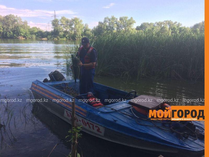 Новости Уральск - В городском парке Уральска утонул парень, переплывая Чаган
