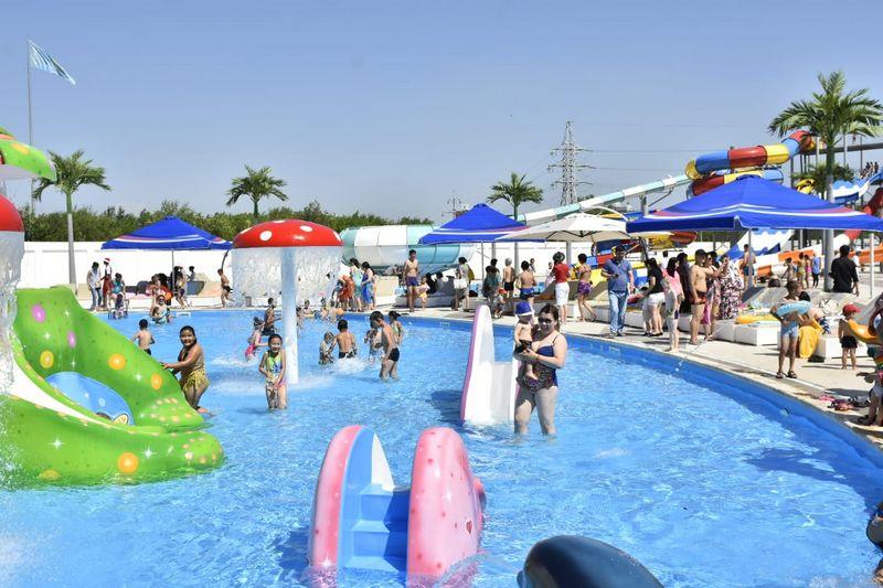 Новости Актобе - В Актобе открылся аквапарк