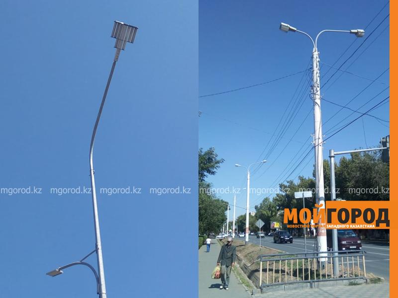 В Уральске на двух центральных улицах линии электропередач уберут под землю