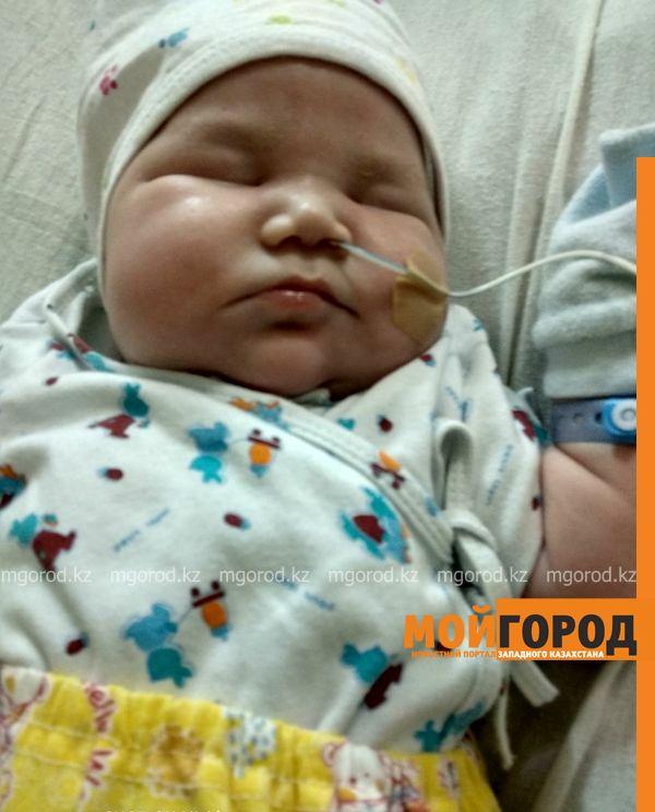 Препарат, необходимый малышу из Уральска, поступит в аптеки Уральска в сентябре - управление здравоохранения ЗКО