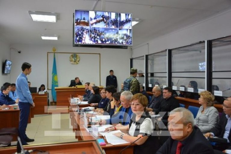 Новости Уральск - В Актобе огласили приговор по громкому делу о хищениях нефти