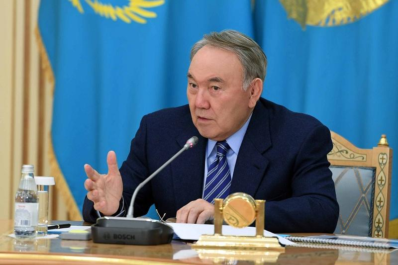 Принимать на работу в полицию юристов предложил Нурсултан Назарбаев