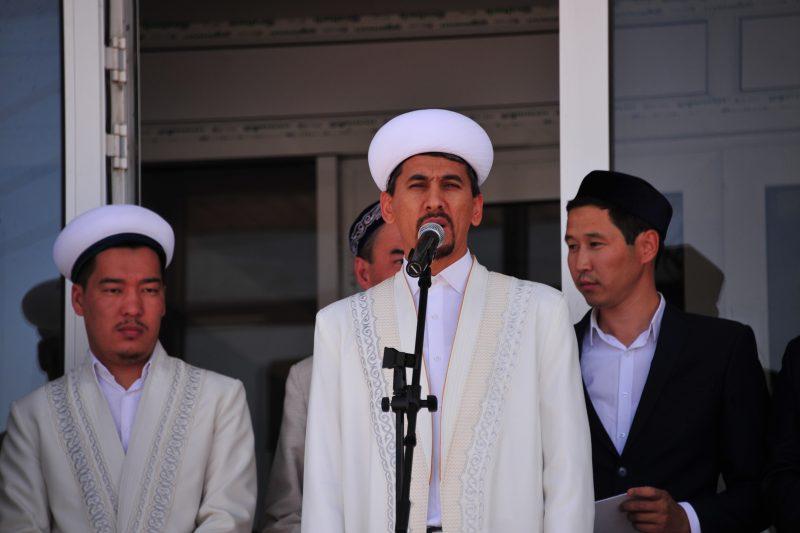 Новости - В Атырау меценат открыл новую мечеть