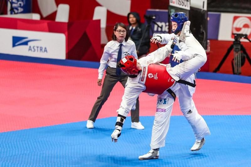 Новости - Атырауская таэквондистка стала серебряным призером Азиатских игр в Индонезии