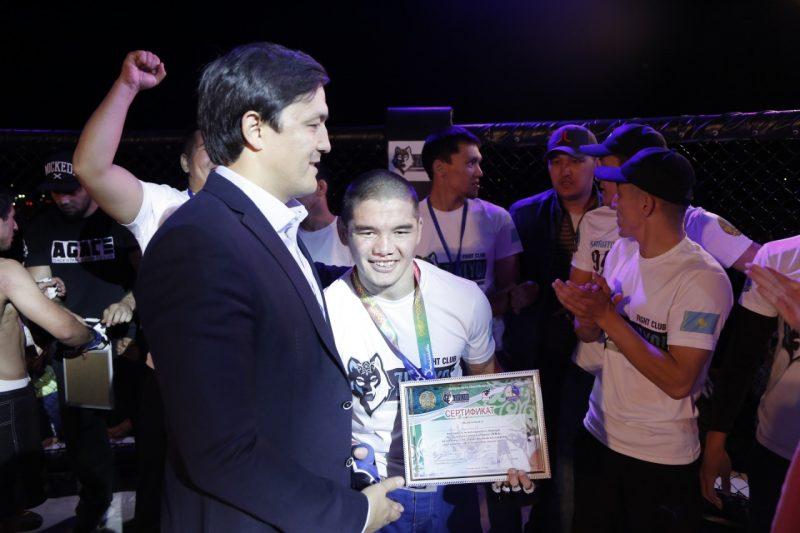 Новости Атырау - Международный турнир по жекпе-жек прошел Атырауской области (фото)