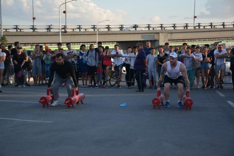 Новости - В Атырау прошел турнир по силовым видам спорта (фото)