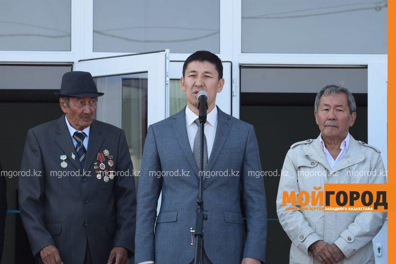Новости Атырау - Новый Дом культуры открылся в пригороде Атырау