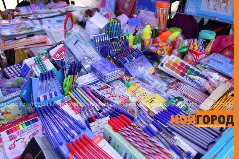 35 школьникам оказана материальная помощь в районе ЗКО