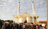 В Уральске отмечают праздник Курбан айт