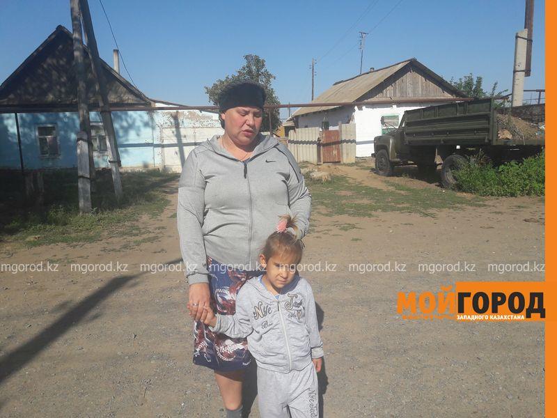 Новости Уральск - Больной раком женщине с двумя детьми негде жить