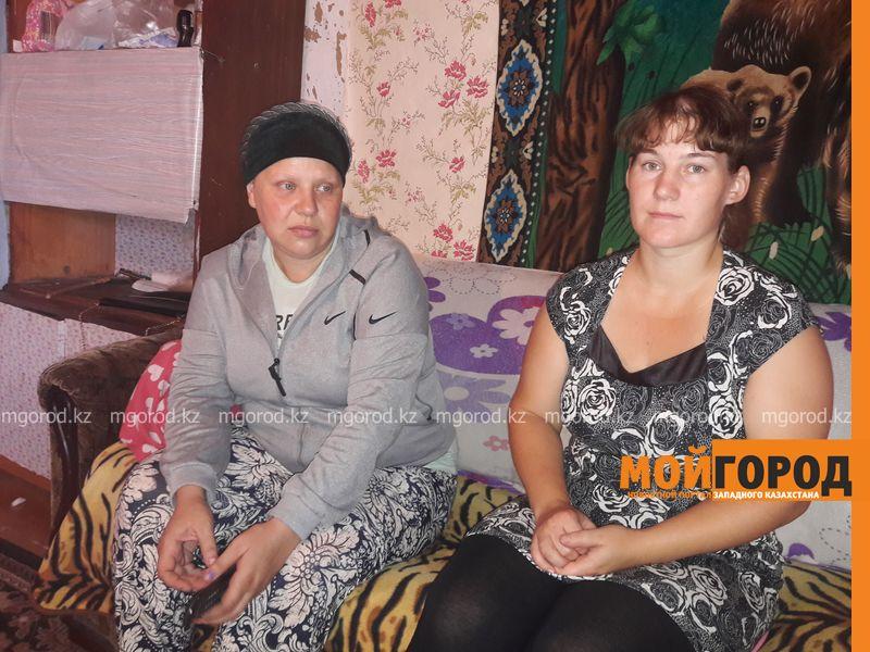 В ЗКО больная раком мать двоих детей просит помощи