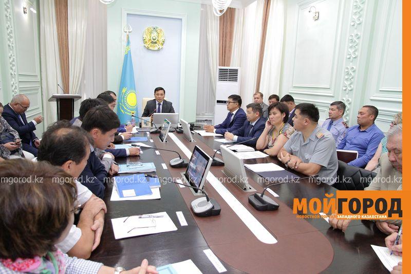Новости Уральск - В ЗКО обсудили готовность к отопительному сезону
