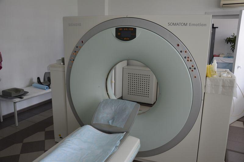 Новости Уральск - Выставлен на продажу компьютерный томограф Siemens Emotion 16
