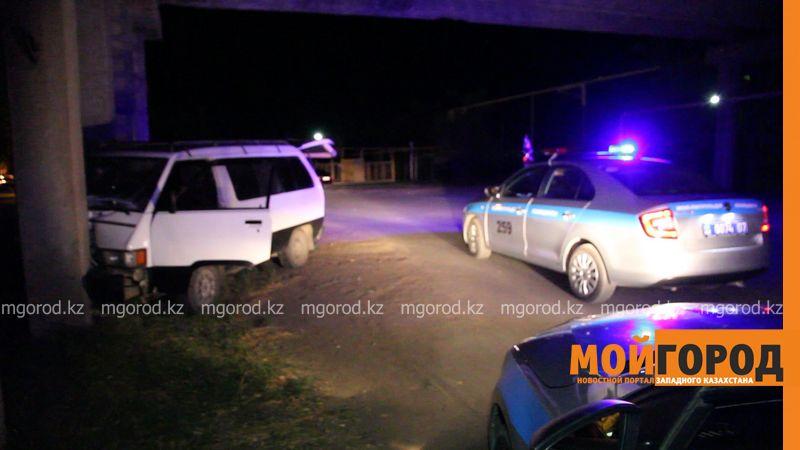 Угнавший три дня назад джип мальчик снова угнал авто в Уральске (фото)