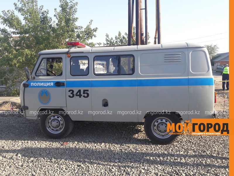 Восьмилетний мальчик вновь угнал и разбил авто в Уральске
