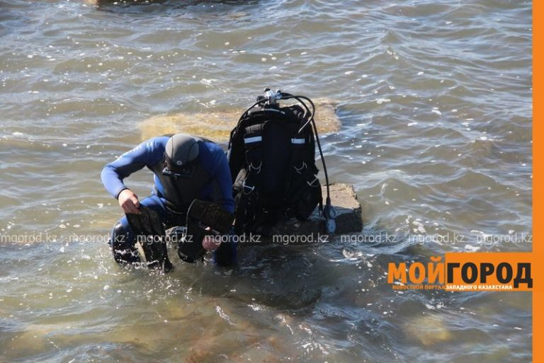В ЗКО мужчина утонул во время рыбалки
