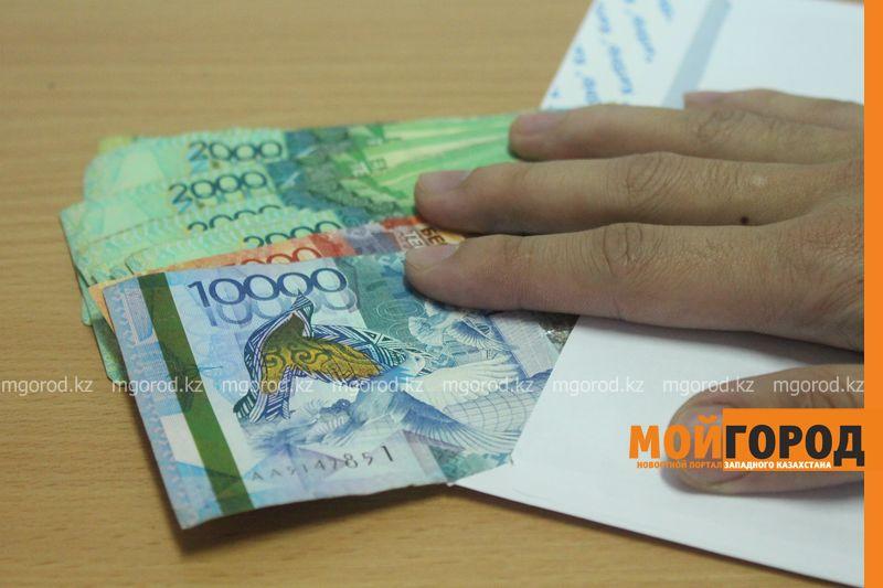 Новости Атырау - В Атырау при получении денежного вознаграждения задержан полицейский
