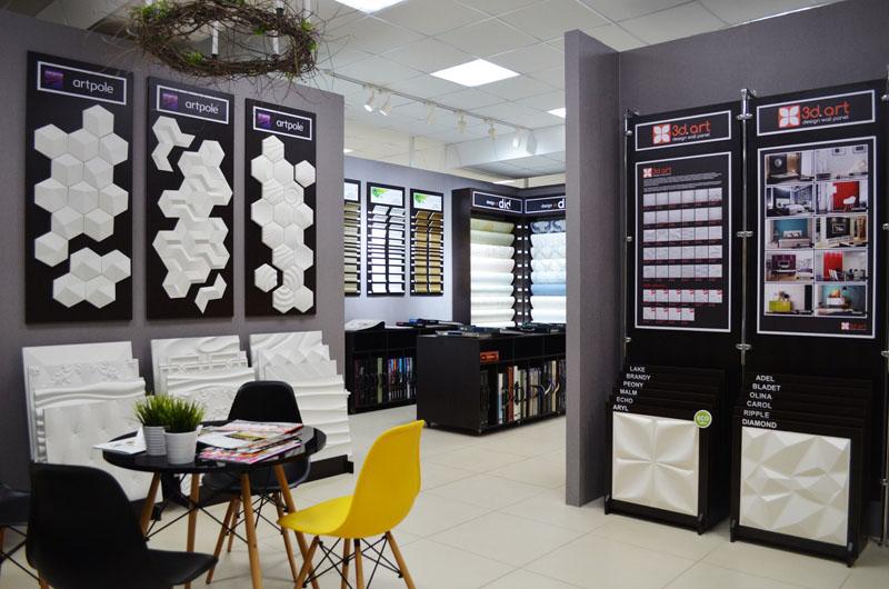 Новости PRO Ремонт - Хочу стильный и современный интерьер, поэтому выбираю салон DECOROOM!