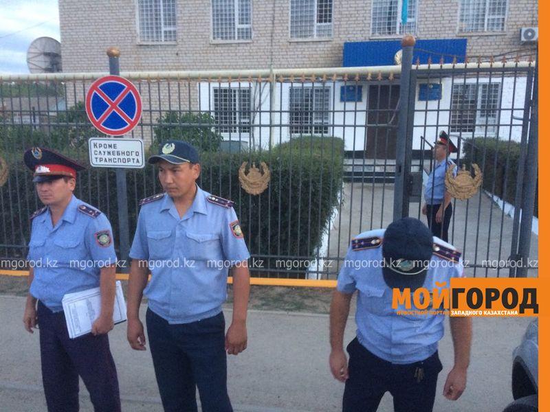 Убийство командира взвода в ЗКО: в полицейского стреляли несколько раз