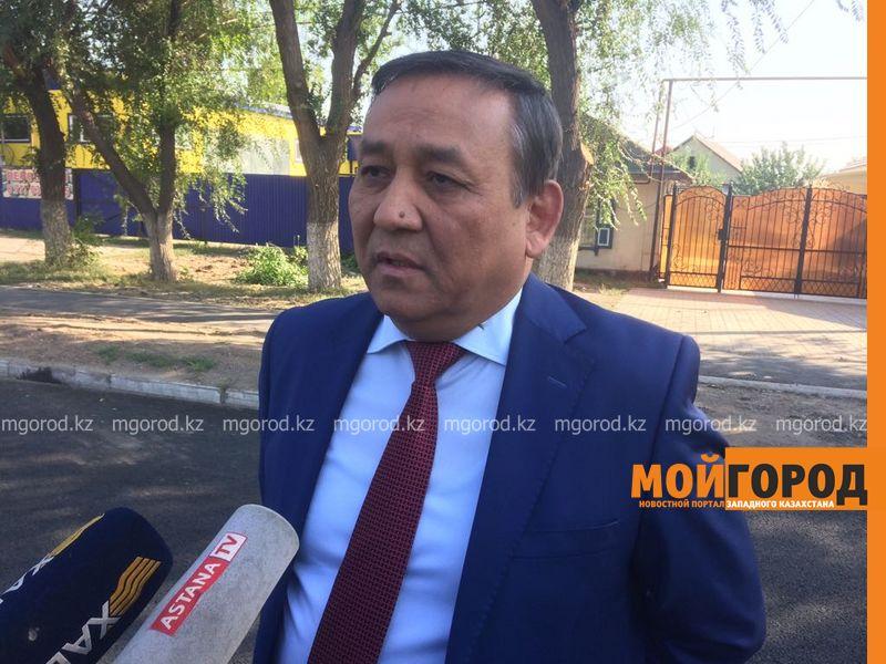 Подробности убийства полицейского рассказал начальник ДВД ЗКО