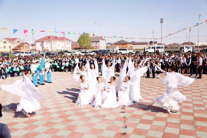Новости Атырау - 1 сентября в школы Атырауской области пришли 118 тысяч учащихся
