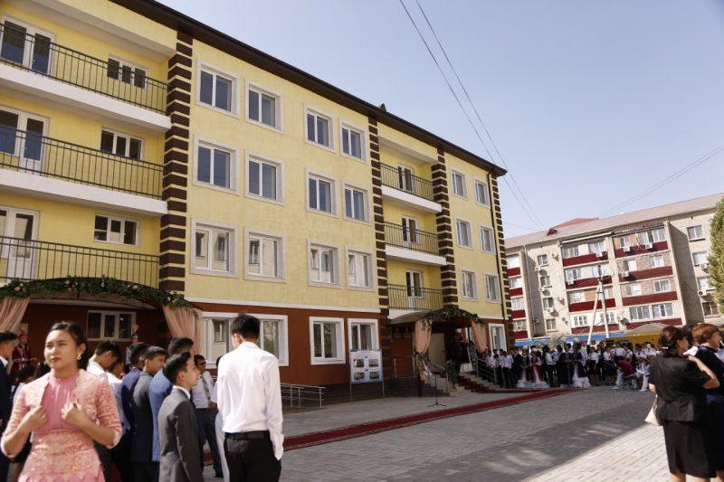 Новости Атырау - Новое общежитие для студентов музыкального колледжа открыли в Атырау