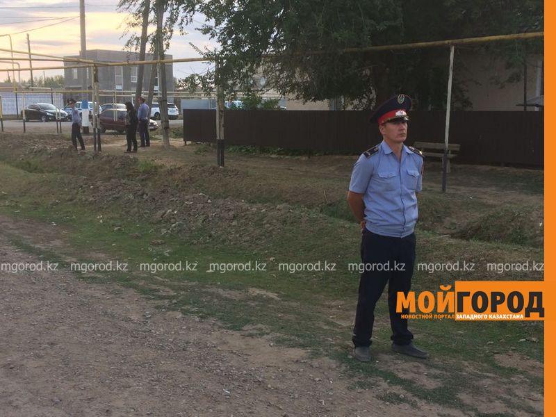 Новости Уральск - В ЗКО полицейский застрелил своего начальника во дворе РОВД (обновляется)